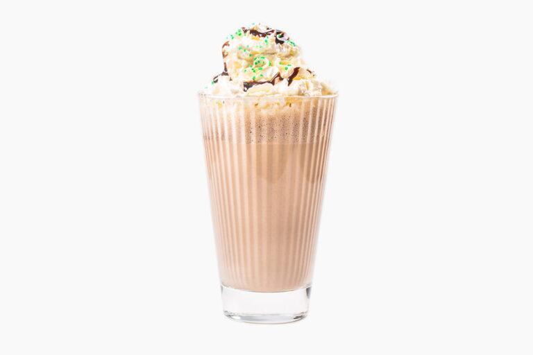 Молочный коктейль шоколадный 1л