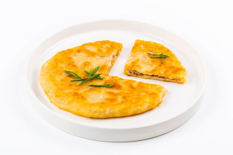 Шарбин (лепёшка мясная)