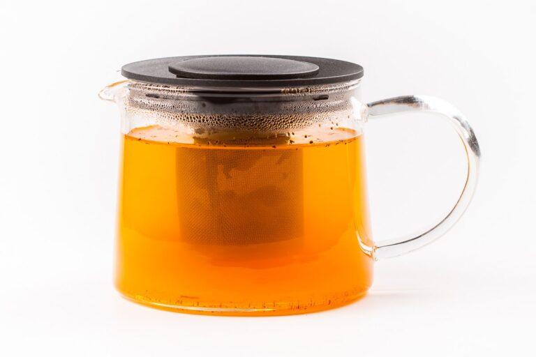 Чай Облепиховый с корицей